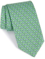 Vineyard Vines Men's Sailfish Silk Tie
