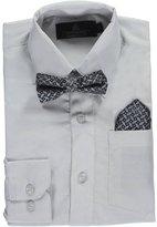 Vittorino Little Boys' Dress Shirt with Accessories