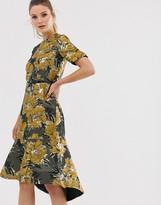 Closet London Closet high low dress