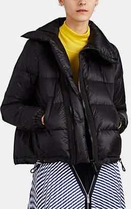 Sacai Women's Down Short Puffer Jacket - Black