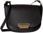 Zac Posen Eartha Iconic Saddle Cross Body Handbags