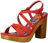 Rocket Dog Women's Belize Valencia Fabric Dress Sandal