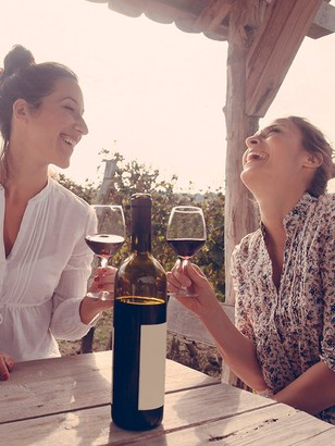 Virgin Experience Days Vineyard Tour, Tasting and Lunch for Two in Suffolk or East Sussex