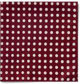 Milana 100% Silk Bold Spot Pochettes