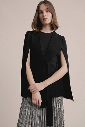 Witchery Milano Tie Cape