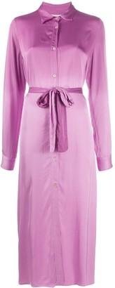 Forte Forte Tie Waist Shirt Dress