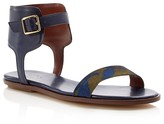 Cole Haan Barra Ankle Strap Flat Sandals