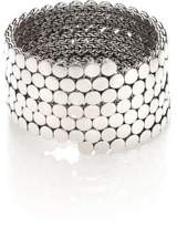 John Hardy Dot Sterling Silver Multiple Coil Bracelet