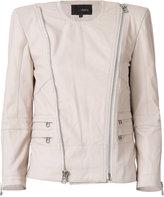 Andrea Bogosian leather jacket