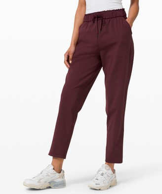 Lululemon Keep Moving Pant High-Rise