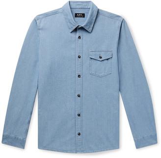 A.P.C. Michel Chambray Shirt