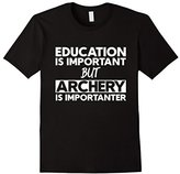 Kids Education Is Important But Archery Is Importanter T-Shirt 6