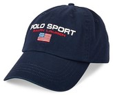 Thumbnail for your product : Polo Ralph Lauren New Bond Cotton Chino Baseball Cap