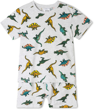 Milkshake Dinosaur All Over Print Pyjama