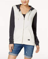 Volcom Juniors' Lived In Colorblocked Hoodie