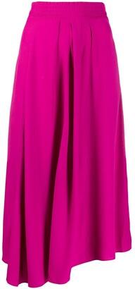 Etoile Isabel Marant asymmetric midi skirt