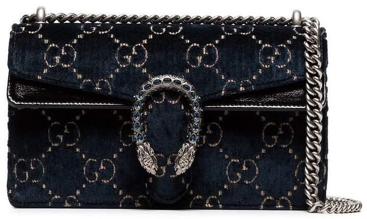 4b7e6ac7bd0 Gucci Dionysus Velvet - ShopStyle