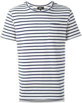 A.P.C. striped T-shirt - men - Cotton - XL