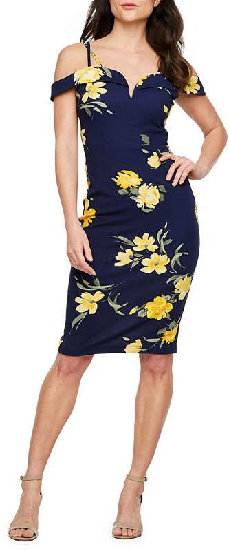 14a314c9 Yellow Cold Shoulder Dresses - ShopStyle