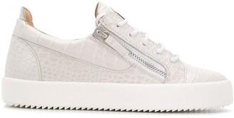 Giuseppe Zanotti Lace-Up Sneakers
