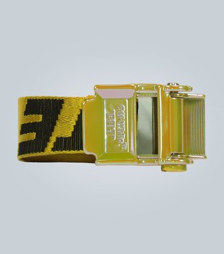 Off-White Off White Industrial strap belt with buckle