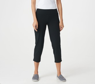 Women With Control Women with Control Regular Tummy Control Crop Pants