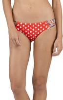 Volcom Women's Pride Reversible Cheeky Bikini Bottoms