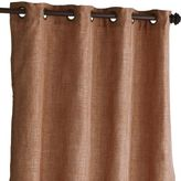 "Pier 1 Imports Shimmer Copper 84"" Curtain"