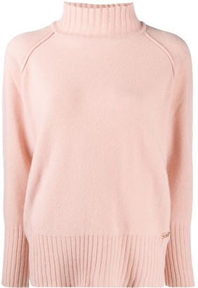 Blumarine Roll-Neck Jumper