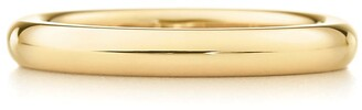 Tiffany & Co. Elsa Peretti stacking band ring in 18k gold