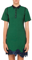 3.1 Phillip Lim Polo Dress With Embroidery
