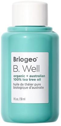 BRIOGEO B. Well Organic + Australian Tea Tree Oil