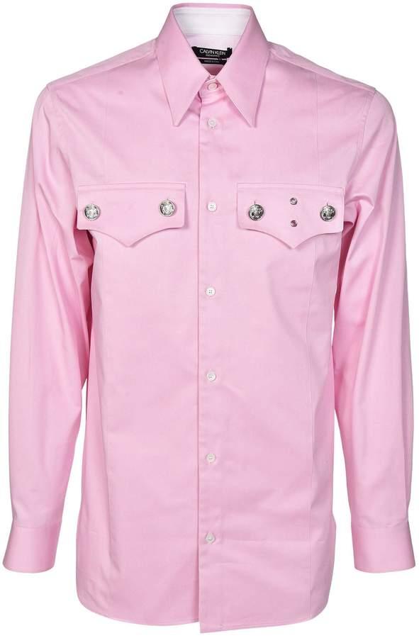 Calvin Klein Western Style Shirt