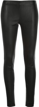 Polo Ralph Lauren faux leather leggings