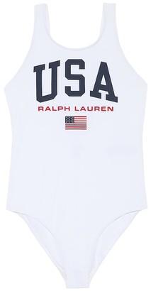 Polo Ralph Lauren Logo swimsuit