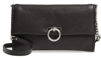 Rebecca Minkoff Jean Leather Crossbody Clutch