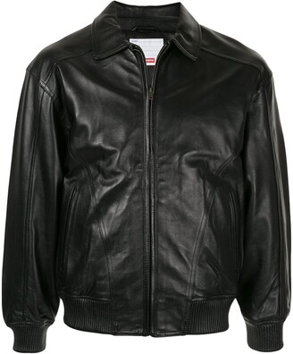 Supreme studded arc logo jacket SS18
