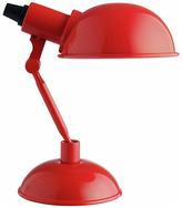 Habitat Tommy Metal Twin Headed Desk Lamp - Tomato