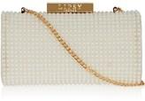 Lipsy Pearl Box Clutch Bag