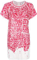 Aviu sequin-embellished mini dress