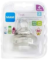 Mam Fast Flow Baby Bottle Teats