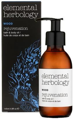 Elemental Herbology Wood Rejuvenation Bath & Body Oil