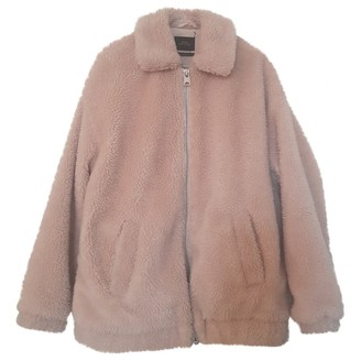 Urban Outfitters Beige Jacket for Women