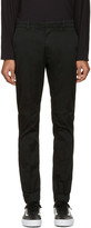 Diesel Black Chi-Driver Trousers