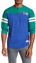 Mitchell & Ness Seattle Seahawks Henley