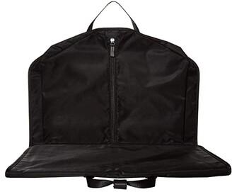 Tumi Travel Accessories Garment Cover (Black) Wallet