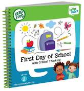 Leapfrog LeapStart Pre-Kindergarden Activity Book: First Day of School and Critical Thinking