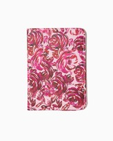 Charming charlie Watercolor Roses Passport Cover