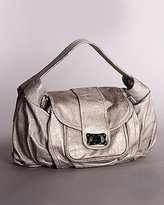 Treesje Charcoal Distressed Bag