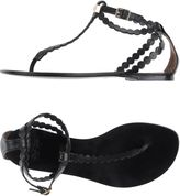 Betty Blue Toe strap sandals